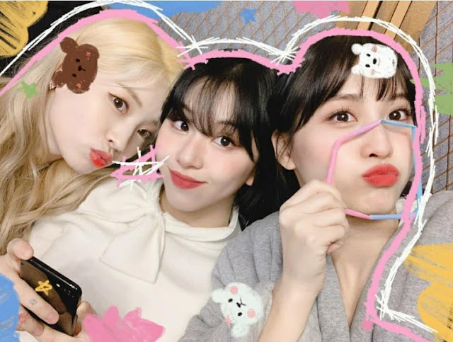 Twice Chaeyoung Birthday Pictures