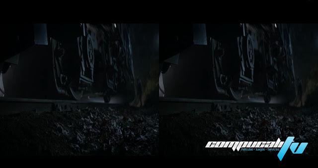 Godzilla 3D SBS Latino