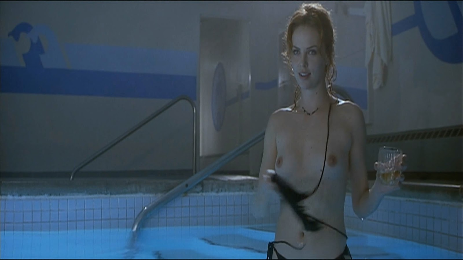 Charlize theron reindeer games