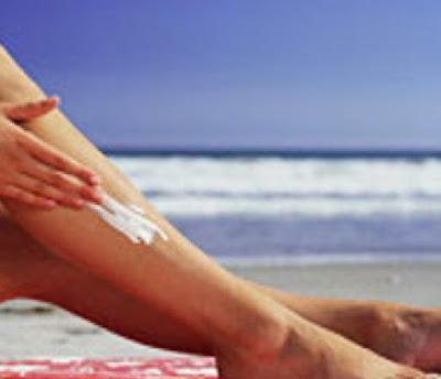 Sunscreen having Vitamin A