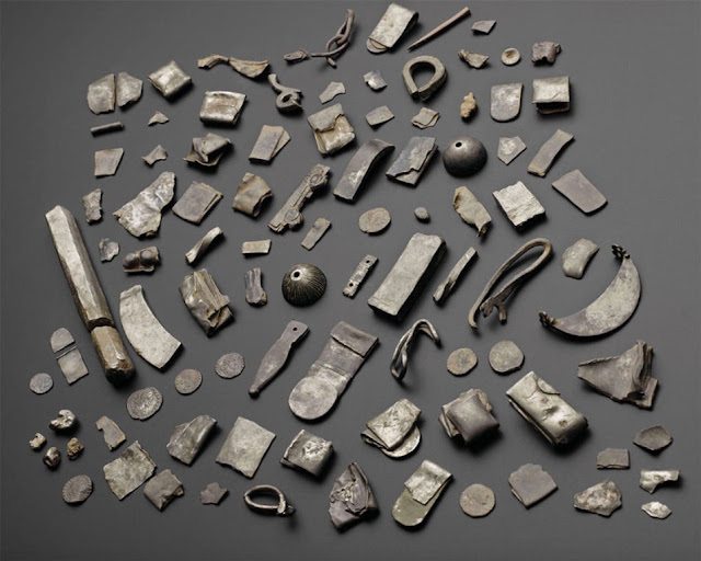 Gaulcross Hoard sheds light on Northern Scotland during Roman era
