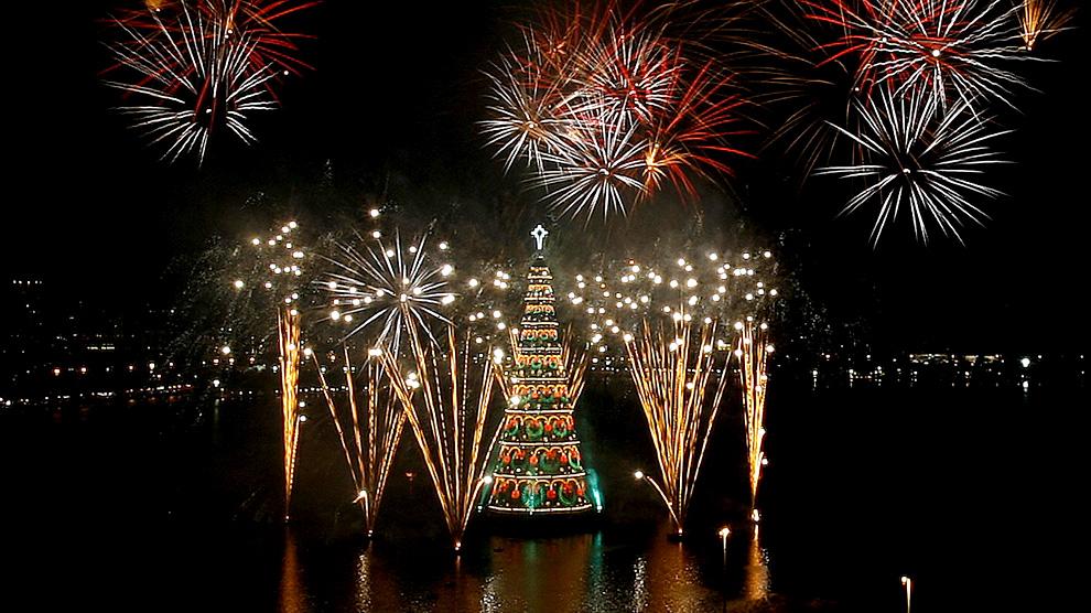 Fotos De Navidad En Brasil.Navidad En Brasil Navidad