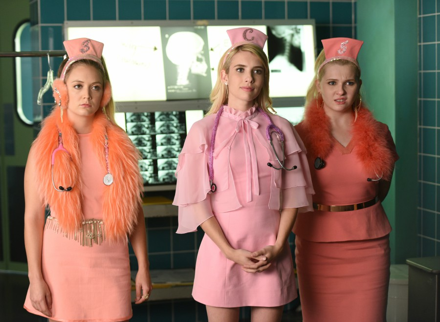 Chanel Channel Scream Queens