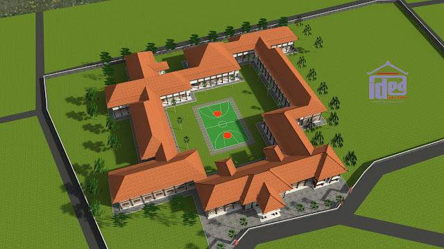 jasa desain sekolah dan renovasi sekolah soloraya