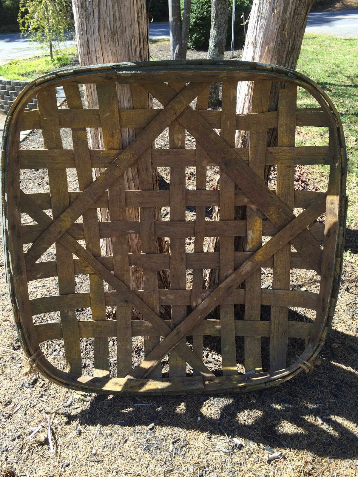Saw Mill For Sale >> Tobacco Baskets For Sale