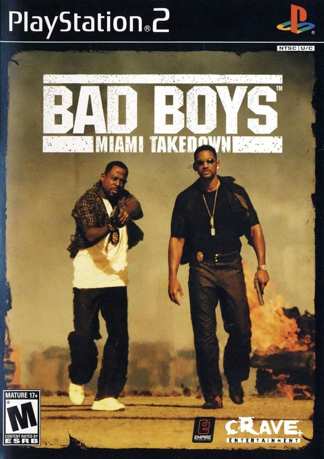 BAD BOY: MIAMI TAKEDOWN