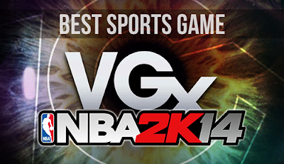 NBA 2K14 Best Sports Game - VGX 2013 Awards