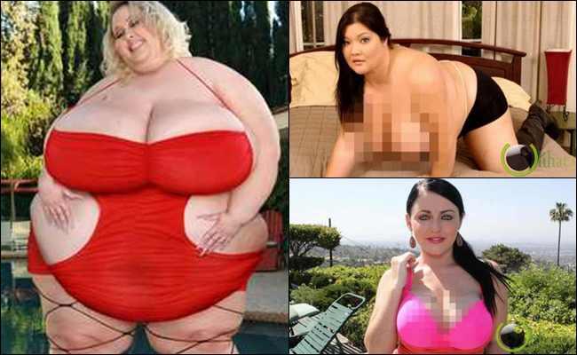 5 Bintang Porno Wanita Gemuk yang paling Terkenal di Dunia