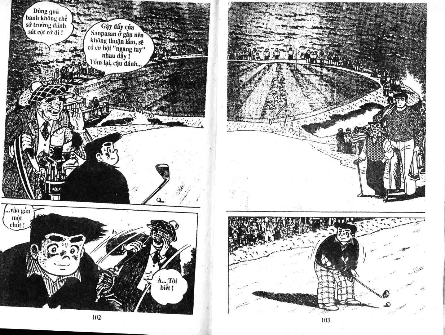 Ashita Tenki ni Naare chapter 50 trang 50