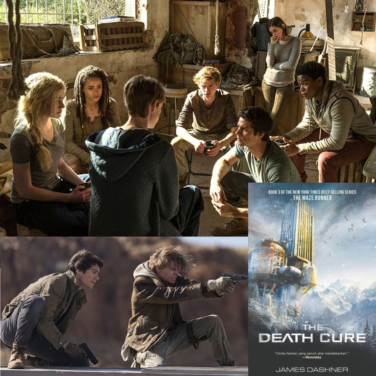 Maze Runner: The Death Cure | Maze Runner 3