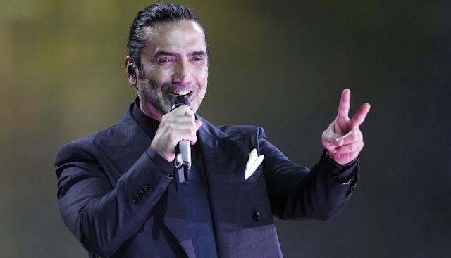 Concierto Alejandro Fernandez en Guadalajara Septiembre 01 2018