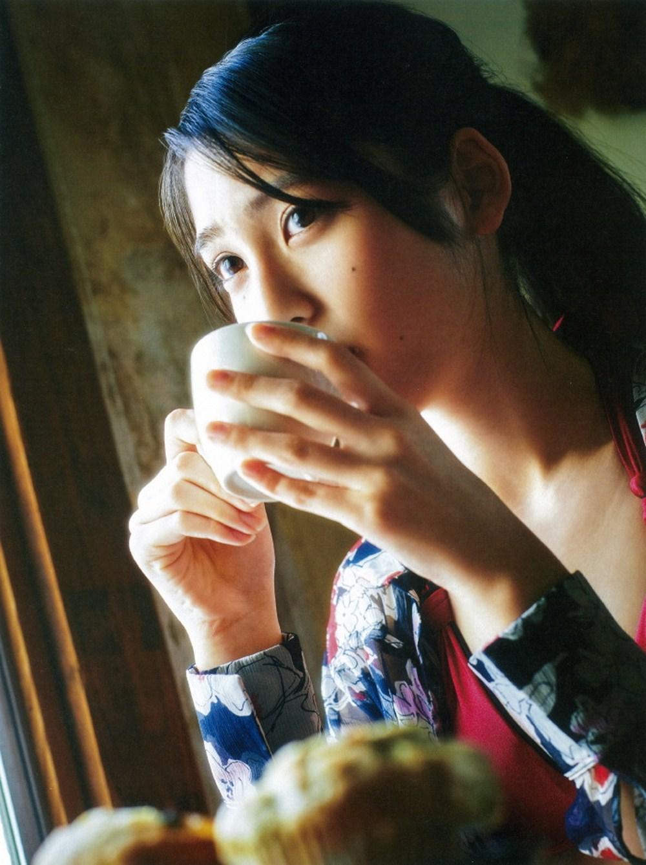 Matsuoka Natsumi 松岡菜摘 HKT48, BLT Graph Magazine Vol.8 2016 Gravure