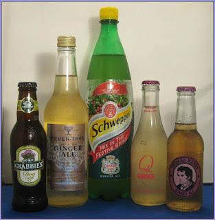 german ginger ale brands