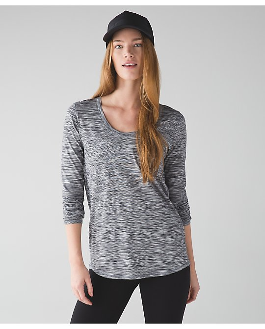 lululemon yogi-everyday-ls space-dye