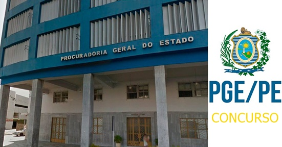 PGE - PE Concurso Servidor 2018 {Apostilas, Edital e Inscrição}
