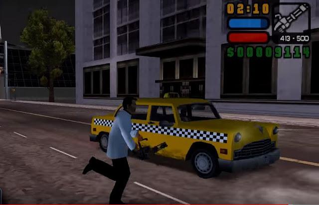 Grand Theft Auto Liberty City Stories APK Download APK + OBB