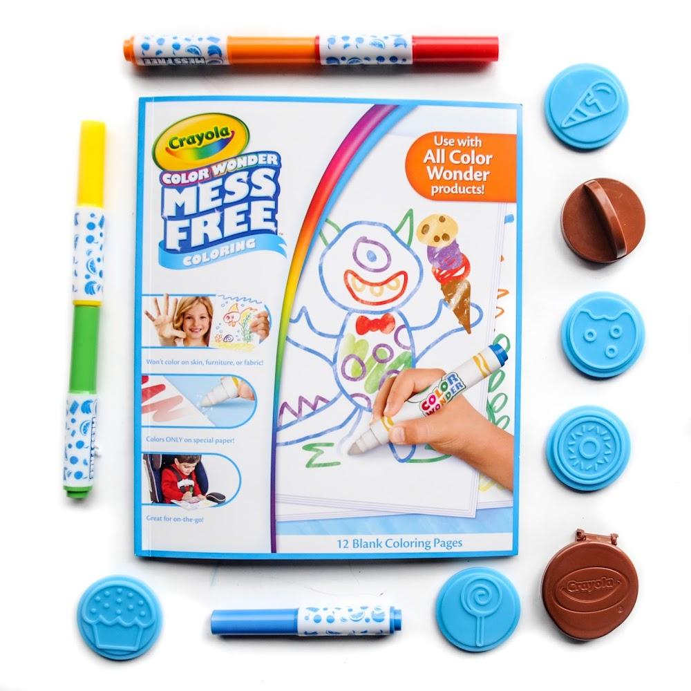 Coloring cartoon orange crayon – Coloring Page | 1000x1000