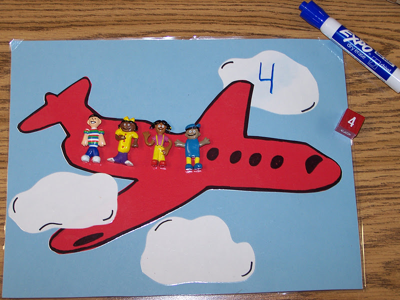 Learning And Teaching With Preschoolers: In The Air