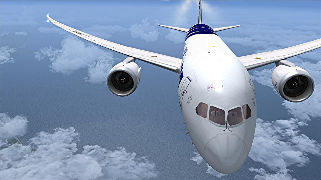 Aerosim 787 (FSX) - Ariel Creation - Flight Simulator Addons