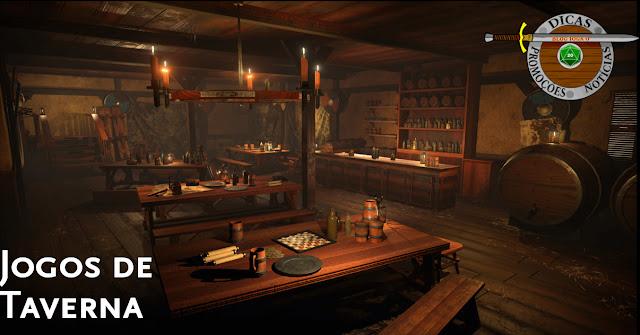 Jogos de Taverna