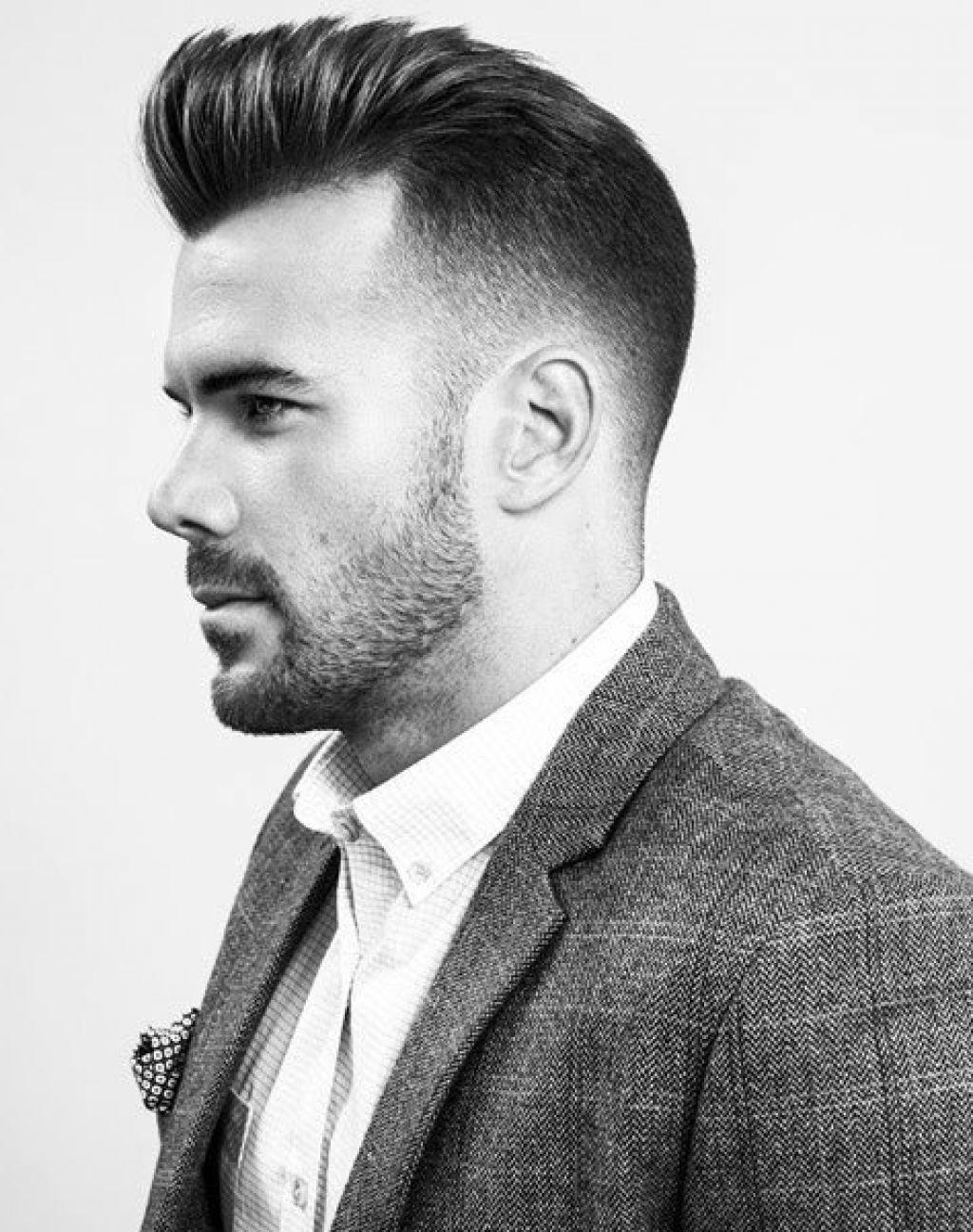 corte de pelo para hombres modernos con carcter