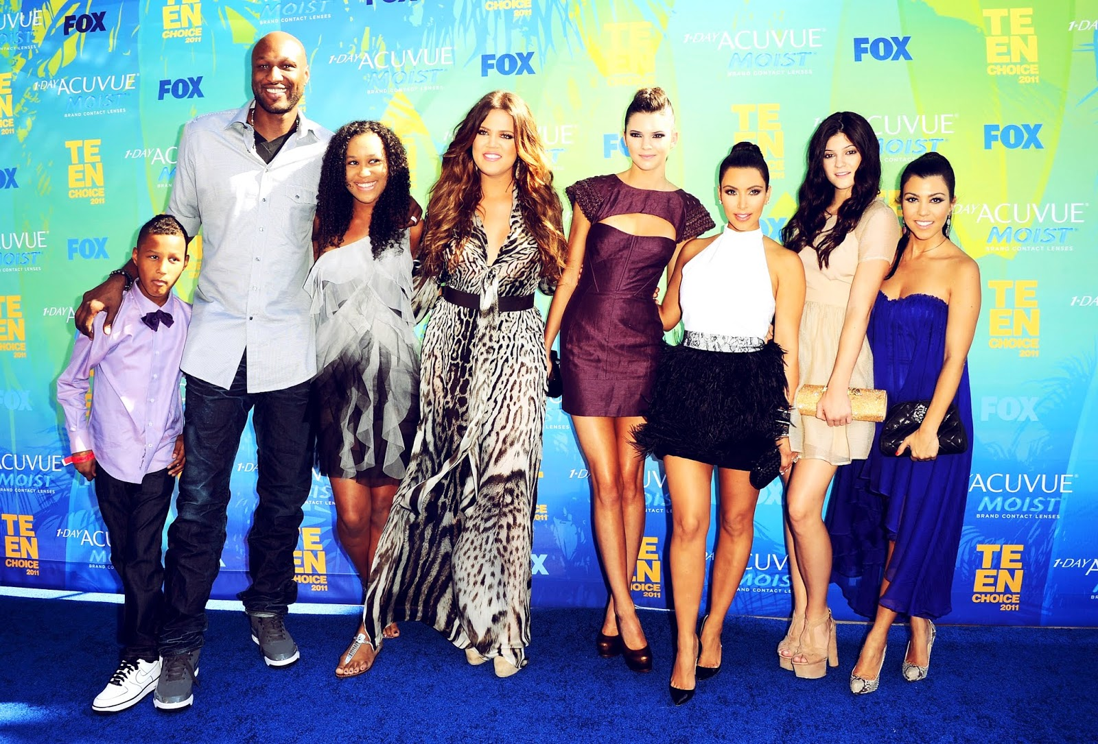 40 - Teen Choice Awards in August 11, 2011