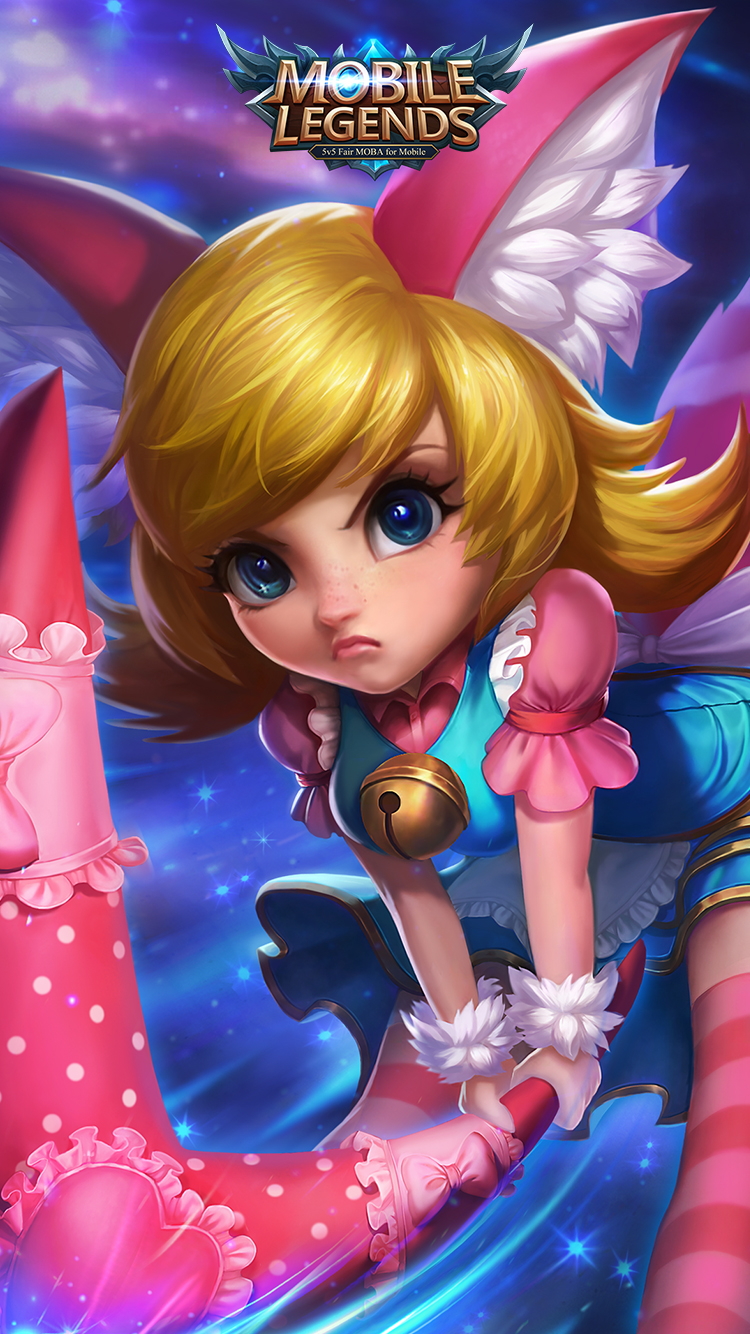 wallpaper Nana mobile legend hd