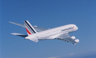 Un Avion d'Air France fait demi tour après unepanne de réacteur en plein vol Abidjan-Paris