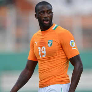 Yaya retires from international football