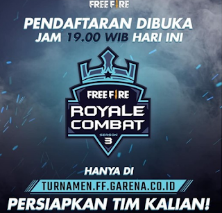 Royale Combat Free Fire