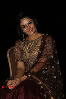 Actress Anchor Sri Mukhi Pictures at Araku Road Lo Audio Launch  0213