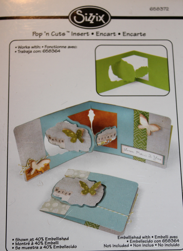 a00f719f1 I love the Sizzix s Pop  n Cut card dies! I have several in my