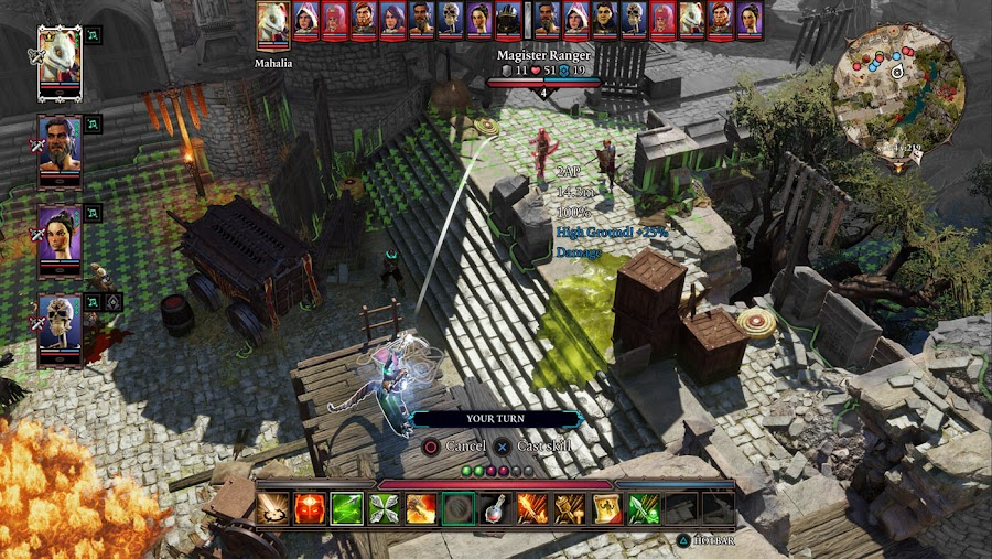 divinity original sin 2 rpg ps4