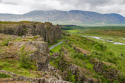 Iceland's first Althingi was in Thingvellir National Park