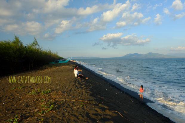 Pantai Cemara Banyuwangi Pantai Dengan Keunikan Lorong Hutan
