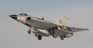 Saab 35 Draken - Salah Satu Pesawat Tempur Terbaik Swedia