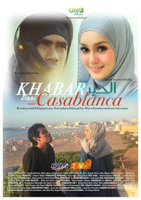 Drama Khabar Dari Casablanca (2017) TV2