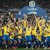 Brasil vence o Peru e se sagra campeão da América