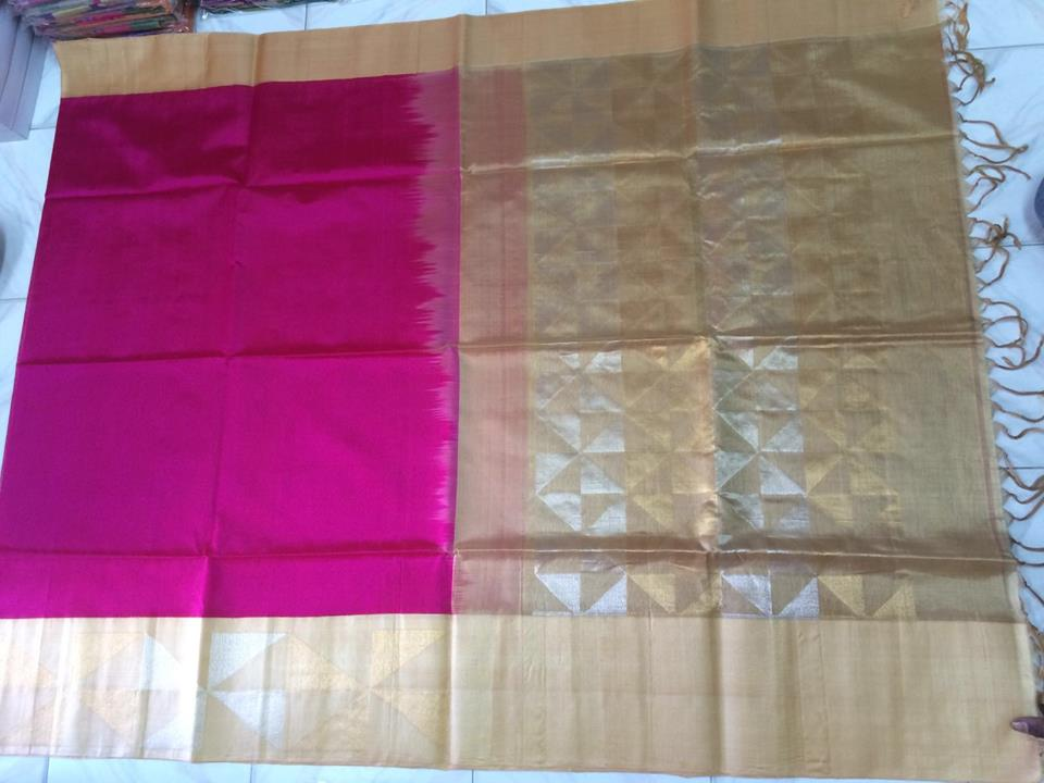 bc30d162ee Look graceful at the upcoming family function by wearing this latest  wedding collection kuppadam pattu sarees in differnt color combinations  with nice ...