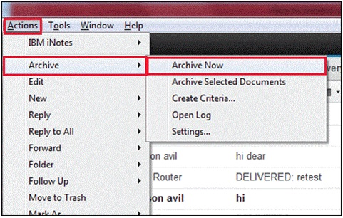How to Backup Lotus Notes Emails & Contacts to Hard Drive