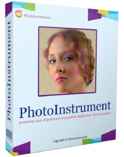 PhotoInstrument 7.6 Build 932 poster box cover