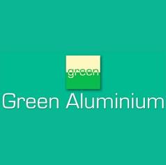 Logo PT Green Aluminium