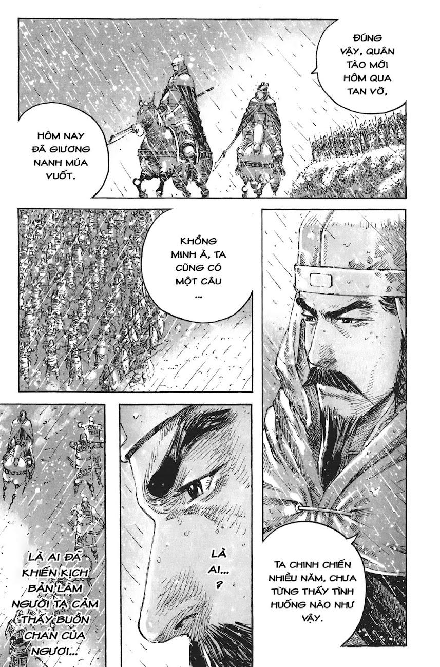 Hỏa phụng liêu nguyên Chương 438: Một câu thực lòng [Remake] trang 19