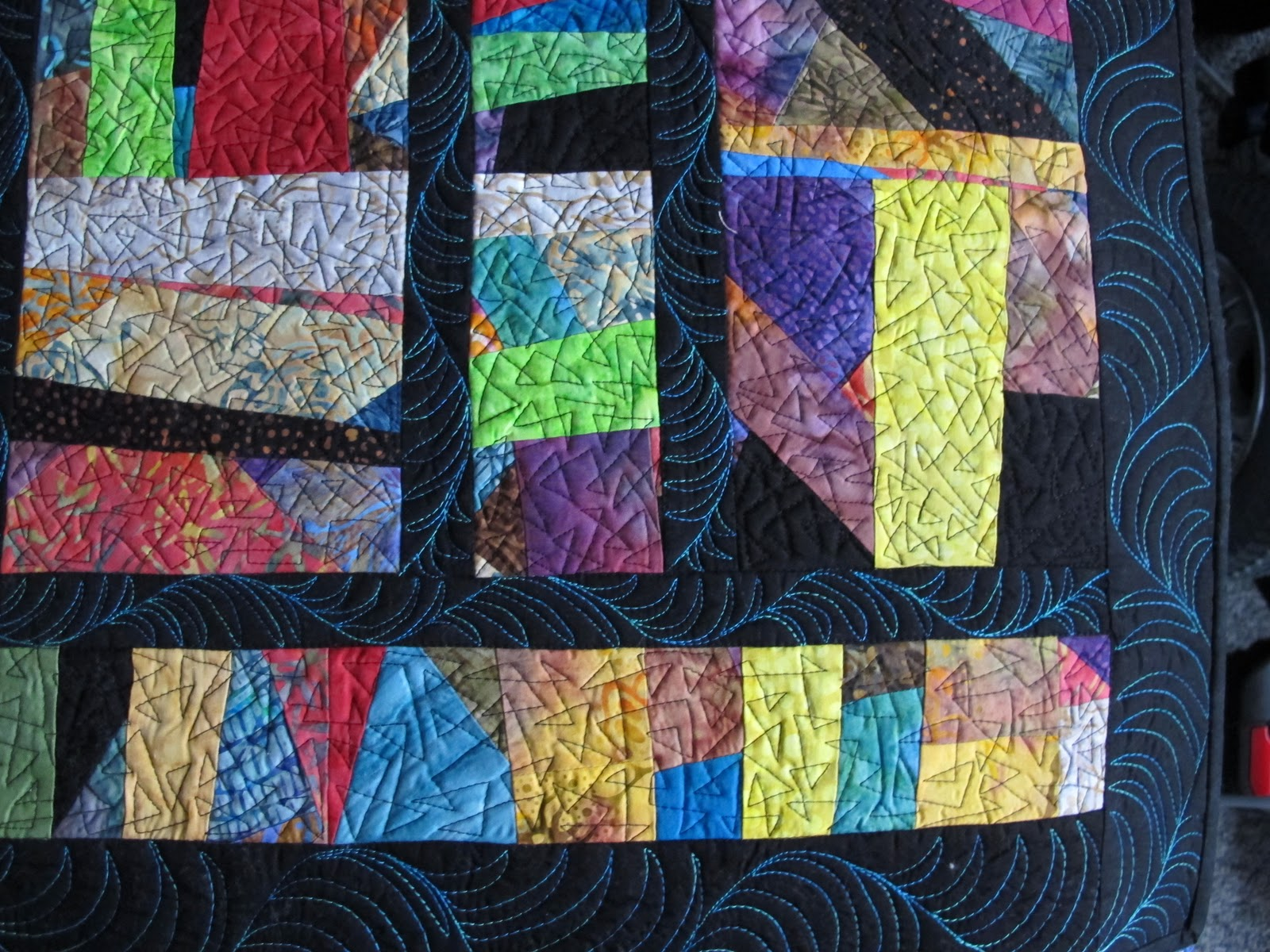 Fractured Nine Patch Quilt Download Free Stockdevelopers