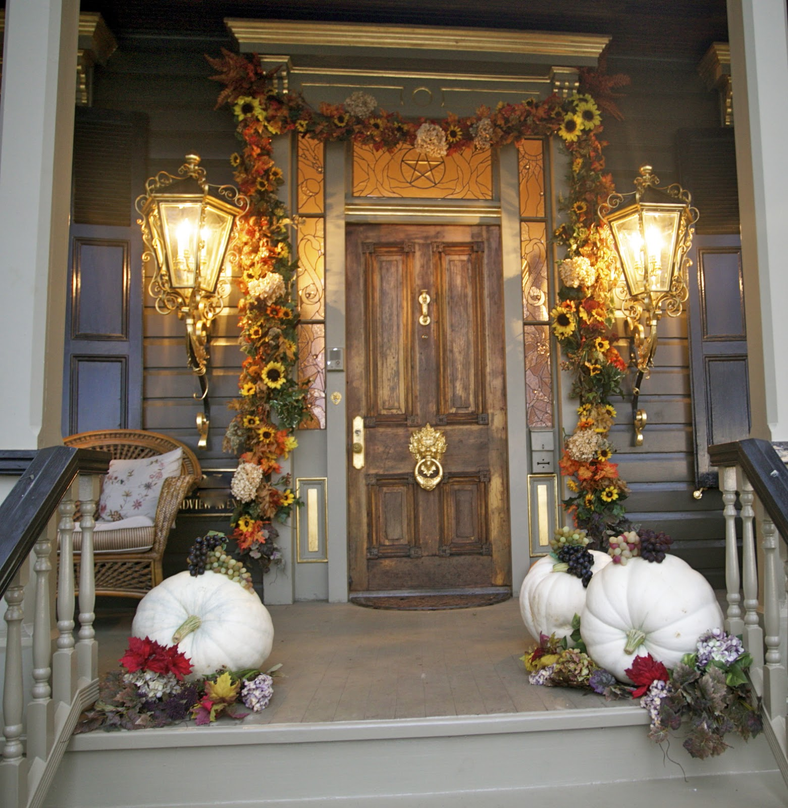 Decorations For Fall: Fall Decorating