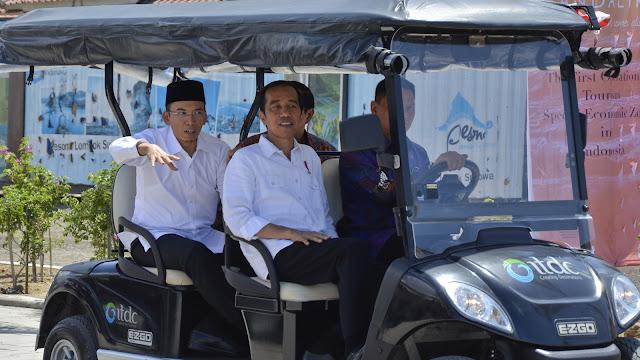 TGB Bakal Dapat Tugas Khusus Di Tim Pemenangan Jokowi-Ma'ruf