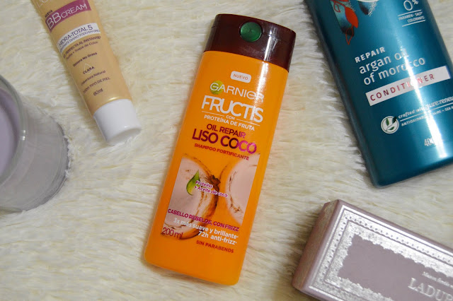 Garnier Fructis Oil Repair Liso Coco Shampoo