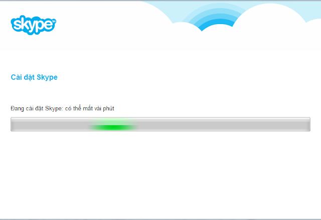 hướng dẫn tải và cài đặt skype cho máy tính