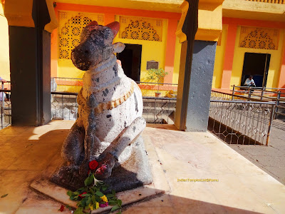 Nandi at Baneshwar Temple