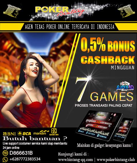 Promo Even Spesial Pokerbintang